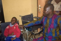 Donation-of-whelchair-at-the-school-for-the-deaf-2